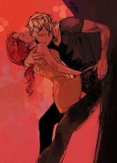 "A while ago, I was discussing the ""dirty sexy alley scene"" from City of Fallen Angels with Cassandra Jean. Her: What's the..."