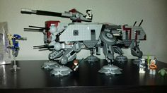 Lego Star Wars  7675 AT-TE