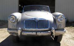 Affordable Driver: 1958 MGA - http://barnfinds.com/affordable-driver-1958-mga/