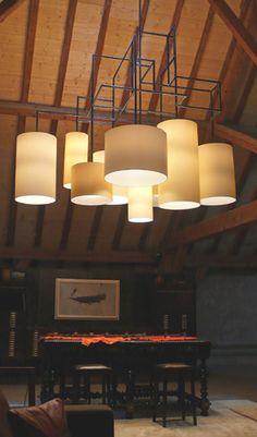 Eric Schmitt - Mimorey hanging lamp