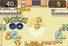El truco de capturar Pokémon está en acorralarlo para que no escapen y puedas lanzarle tantas Pokébolas como puedas. Ahora en este juego de Pokemon Go Home tienes que hacerte con todos los Pokémon antes que se termine el tiempo, a la vez que subas de nivel, más Pokémon tendrás que capturar. Haz clic con el ratón para llevar a los Pokémon a Pokédex que se encuentra en la parte superior de la pantalla. ¿Te harás con todos?.