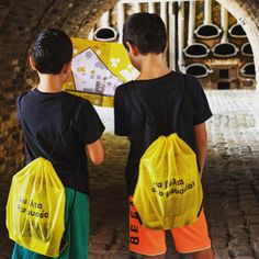 Οι διακοπές μπορεί να τελείωσαν, οι βόλτες όμως όχι!!! Το Βιομηχανικό Μουσείο Φωταερίου σε προσκαλεί να κάνεις «Μια βόλτα στο μουσείο με... σακίδιο»