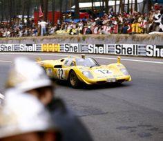 Ferrari 512 S,Écurie Francorchamps.