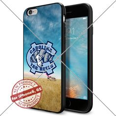 WADE CASE North Carolina Tar Heels Logo NCAA Cool Apple iPhone6 6S Case #1383 Black Smartphone Case Cover Collector TPU Rubber [Breaking Bad] WADE CASE http://www.amazon.com/dp/B017J7GGCW/ref=cm_sw_r_pi_dp_N9wxwb12H3J69