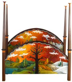 Sticks Bed 73561 by Sticks | Sticks Furniture, Home Decorative Accents