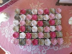 Paper flowers by magicalwhimsy on etsy