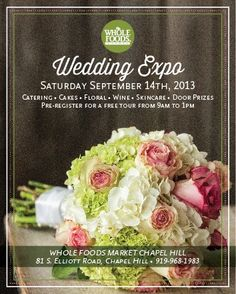 Whole Foods Wedding Expo