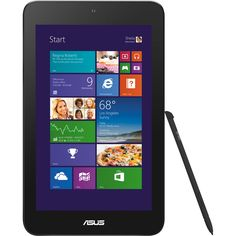 Asus VivoTab Note 8 Tablet Tech Specs on http://techspecifications.net/tablets/asus-vivotab-note-8/