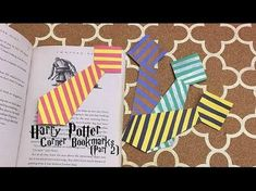 harry potter colouring pages Harry Potter Tie, Harry Potter Bookmark, Theme Harry Potter, Harry Potter Activities, Harry Potter Printables, Diy Bookmarks, Corner Bookmarks, Book Corner Classroom, Marque Page
