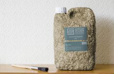 Pots of Paint Sustainable Packaging: Matthew Blick for Edward Bulmer