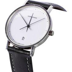 Vintage Watches Collection Georg Jensen Gents Henning Koppul Wrisch Latest Styles