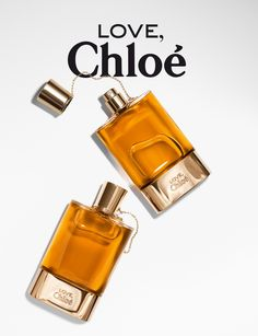Chloé Love, Chloé Eau Intense 2015 from philippelacombe.com