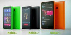 Spesifikasi Nokia Android X, X Plus dan XL