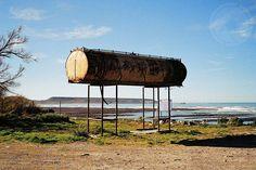 """Comodoro 04"", Ciudad de Comodoro Rivadavia, Provincia de Chubut, Patagonia, Argentina, 2014 de Pablo Saborido."