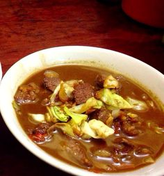 Tongseng,i always fallin in love with this food