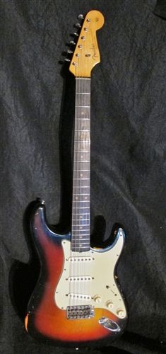 1963 Fender Stratocaster, my dream guitar... well one of them anyway :-)