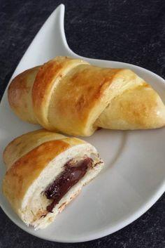 Croissants chocolat briochés Plus