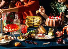 Man Repeller Buffet has arrived! Feast your eyes on all of the offerings and order quick! Dark Food Photography, Vintage Baking, Christmas Lunch, Christmas Recipes, Man Repeller, Betty Crocker, Food Styling, Food Art, Buffet
