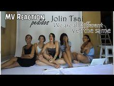 [MV REACTION pedidos] Jolin Tsai - We're All Different, Yet The Same, reaction: Free Souls - YouTube