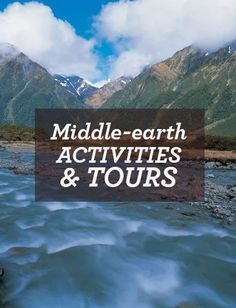 If you're a fan of The Lord of the Rings and The Hobbit Trilogy, don't miss these uniquely Middle-earth activities while you're in New Zealand!