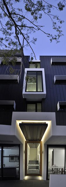 The Village @ Coorparoo, Brisbane - Retirement Village by S3 Architects    Building 1 - Communal Facilities Main Entry
