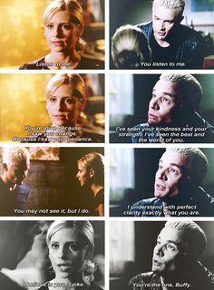 Spike + Buffy #btvs