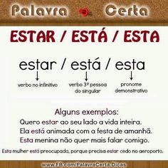 Build Your Brazilian Portuguese Vocabulary Portuguese Grammar, Portuguese Lessons, Portuguese Language, Learn Brazilian Portuguese, Learn A New Language, Language Study, School Hacks, School Tips, Student Life
