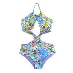 Brazilian Bikini One Piece Swimsuit Swimwear Arpa Bikineria