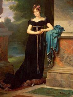 1812 François Gérard - Maria Walewska