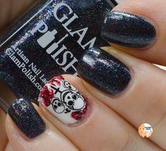 """Glam Polish """"Kilauea"""" www.colorfulcrack.com"""