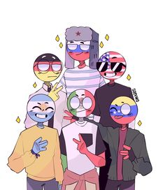 —(ESP┊ENG) hi, I try to make digital art and not cry in the attemp┊venezuelan. Hetalia, Human App, Mundo Comic, Bubbline, Country Men, Kawaii Anime, Art Drawings, Character Design, Sketches