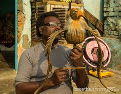 Discovering the magic of Kathputli in Dehli, India