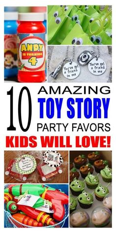 Toy Story Party, Fête Toy Story, Toy Story Theme, Toy Story Birthday, Toy Story Food, Teen Girl Birthday, Baby First Birthday, 3rd Birthday Parties, Special Birthday