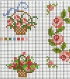 Sepetli çiçek
