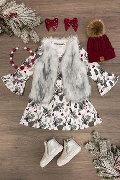 Shop cute kids clothes and accessories at Sparkle In Pink! With our variety of kids dresses, mommy + me clothes, and complete kids outfits, your child is going to love Sparkle In Pink! Cute Baby Girl Outfits, Cute Outfits For Kids, Toddler Outfits, Little Girl Fashion, Toddler Fashion, Kids Fashion, Toddler Girl Style, Toddler Girls, Kids Boutique