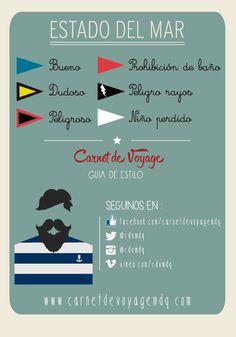 """Estado del Mar"" - #CarnetdeVoyage #MarDelPlata #MDQ #StateSea #Sea #Mar"
