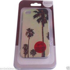 Carcasa Funda Protectora Bumper Case Retro Vintage APPLE iPhone 4 4S - #8