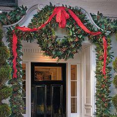 Christmas Wreaths - Christmas Garlands - Christmas Wreath - Frontgate