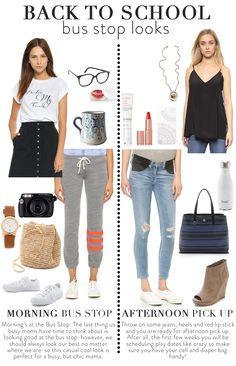 http://lapetitepeach.com/back-to-school-fashion-2/ #momfashion #maternityfashion #maternitystreetstyle