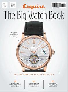 Revistas PDF En Español: Revista Esquire The Big Watch Book México – Mayo 2...