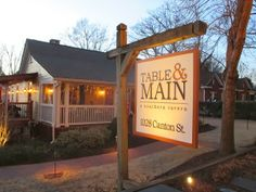 Table & Main, Roswell GA | Marie, Let's Eat!