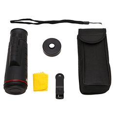 Zjzhao shop Fashion 35X50 HD High Power Universal Clip Mini Monocular Telescope Lens For Smart Phone ** To view further for this article, visit the image link. #YogaTowels