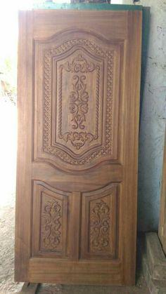 Single Main Door Designs, House Main Door Design, Home Door Design, Wooden Front Door Design, Double Door Design, Pooja Room Door Design, Bedroom Door Design, Wood Front Doors, Door Design Interior