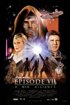 Star Wars Episode VII Rumor Roundup: Han Solo is back!