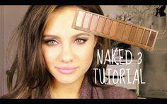 Naked 3 Tutorial: Soft Smokey Eye