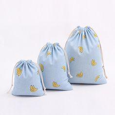 224c5fa9defc 2016 new fashion Banana Printing Drawstring Beam Port Storage bags women  Drawstring Bag mochila drawstring bag girls #A-in Backpacks from Luggage &  Bags on ...