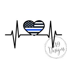 Welcome to 449 Designs! We are husband (law enforcement) and wife (registered nurse) team from Southern California creating new and modern designs supporting our industries. Thanks for your support! 449 Designs ================================================================================== This decal can be applied to many items such as car windows, phone cases, yeti cups, water bottles, laptops, walls, or any smooth surface. Various colors, sizes, and options are available. Contact u...