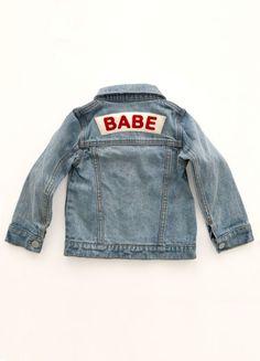 Babe Denim Jacket