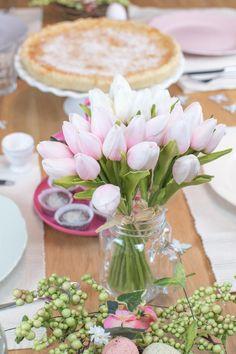 Table Decorations, Blog, Home Decor, No Sugar, Raspberries, Easter, Decoration Home, Interior Design, Home Interior Design