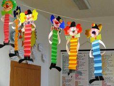 Новости Basteln mit Kids Sie sind an der richtigen Stelle für Bastel Kunstunterricht kunstunterricht fensterdeko Kids Crafts, Clown Crafts, Circus Crafts, Preschool Crafts, Diy And Crafts, Arts And Crafts, Paper Crafts, Carnival Crafts Kids, Paper Balls